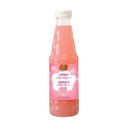 Jelly Belly Cotton Candy Syrup](Jelly Belly Syrup)