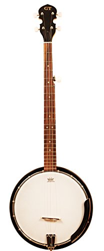 Ac-5 Composite Bluegrass Banjo For Left Hand Players by Gold Tone