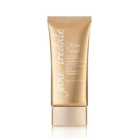 Jane Iredale Glow Time Full Coverage Mineral BB Cream 1.7 (Glow Time Full Coverage Mineral Bb Cream)
