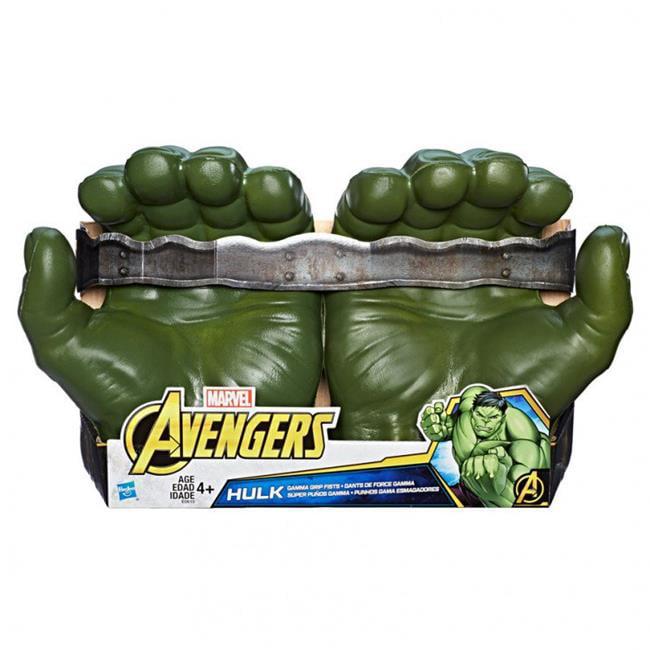 Hasbro HSBE0615 Avengars Hulk Gamma Grip Fists by Hasbro