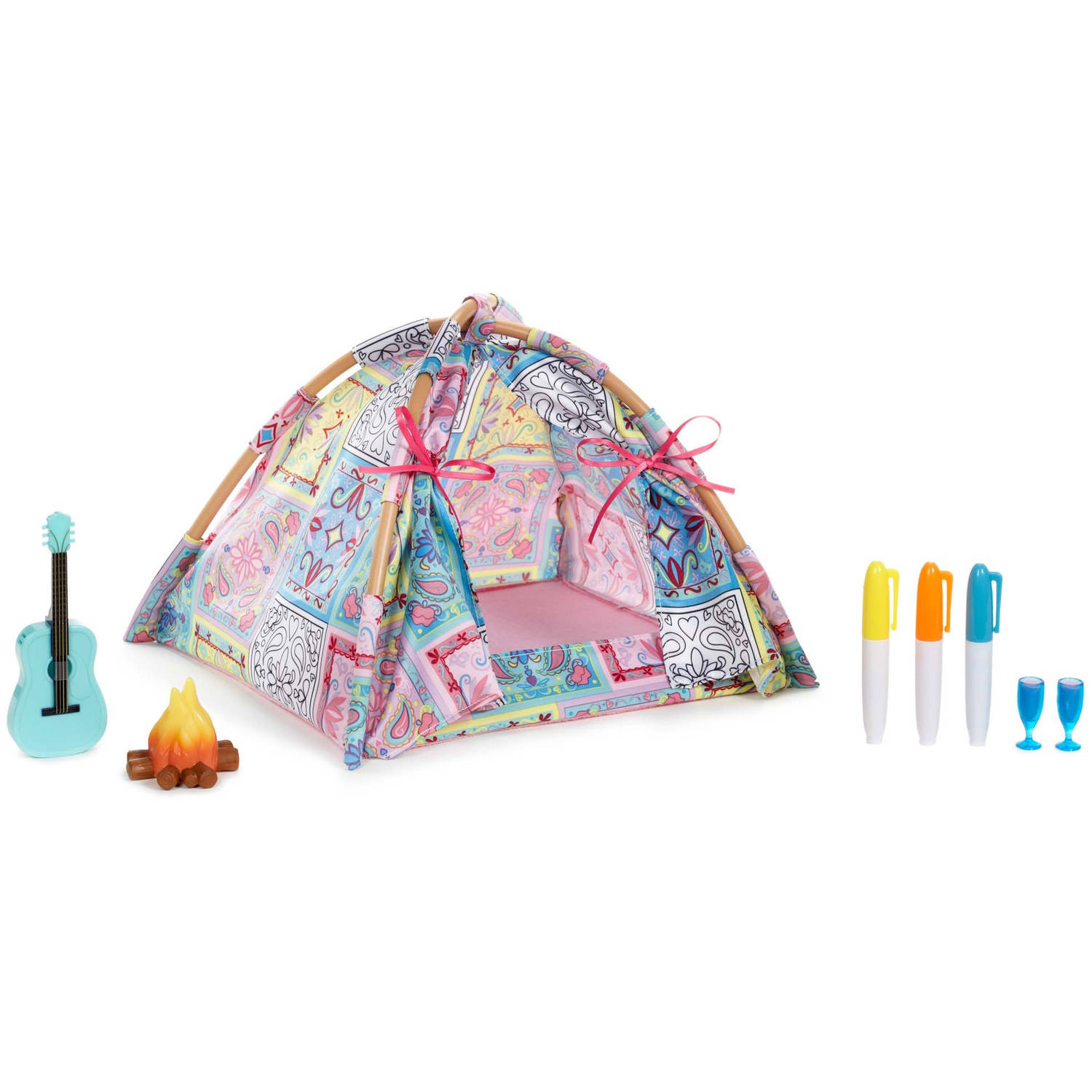 Bratz Music Festival Vibes Tent Playset by MGA Entertainment