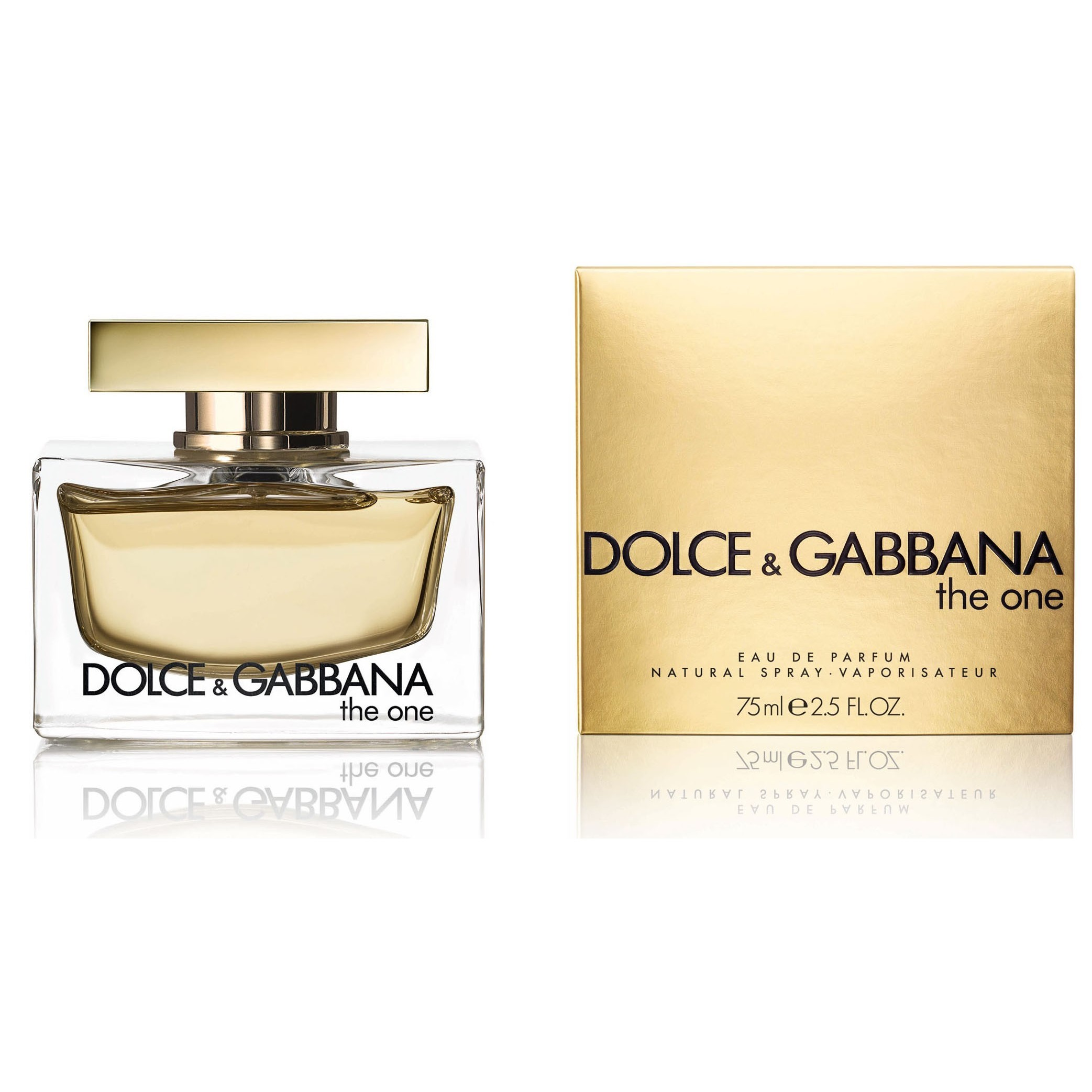 48648dc595aa1 Dolce   Gabbana - Dolce   Gabbana The One Perfume For Women Spray 2.5 Oz -  Walmart.com