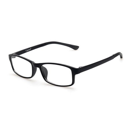 Cyxus TR90 Computer Glasses Blocking Blue Light Anti Eye Strain ...