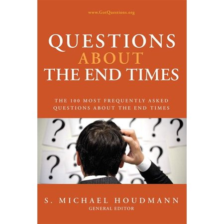 Questions About the End Times - eBook