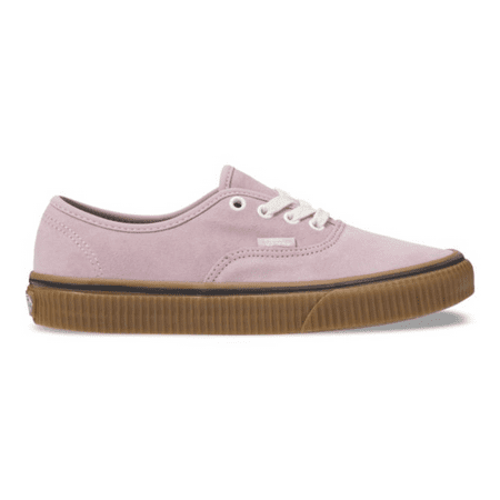 Vans VN-0A38EMUKP: Kids Authentic Suede Violet Ice/Embossed Gum - Kids Vans Clearance