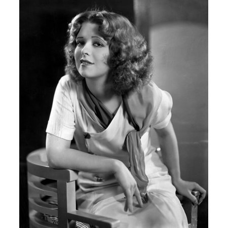 Clara Bow 1933 Photo Print (16 x 20) - Walmart.com