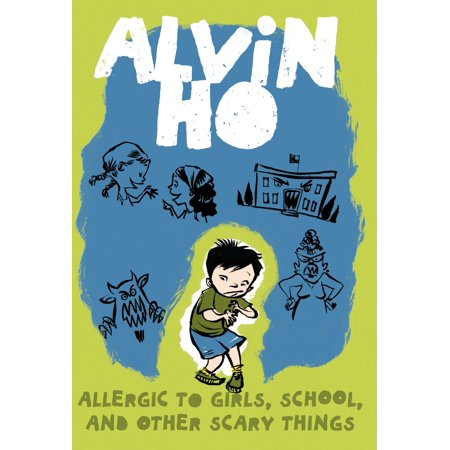 Alvin Ho: Allergic to Girls, School, and Other Scary Things](Scary Things To Do At Halloween Party)