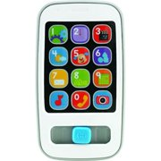 Fisher-Price Laugh & Learn Smart Phone, Musical Infant Toy