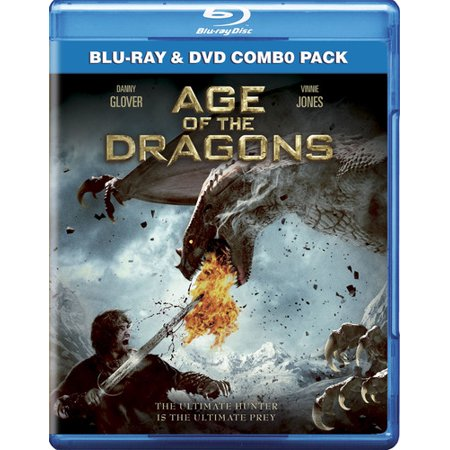Age Of The Dragons ( (DVD) + Blu-ray)
