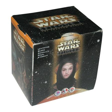 Star Wars Levitating Queen Amidala's Royal Starship Tatooine Kids Meal