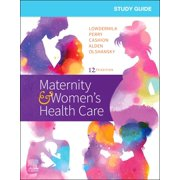 Study Guide for Maternity & Women's Health Care (Edition 12) (Paperback)