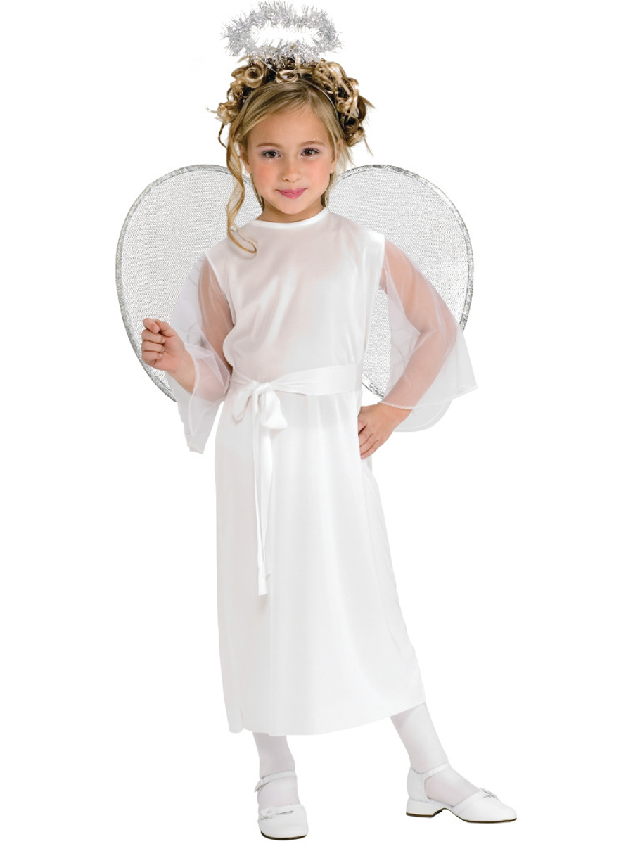 Girls Heavenly Angel Fairy Costume by Rubies Costume Co
