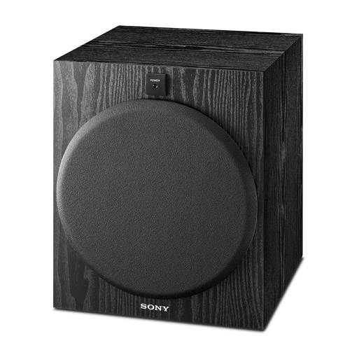 """Sony SA-W2500 10"""" Powered Subwoofer by Sony"""