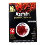 Spanish Azafran Carmencita Threads Saffron 0.375 g