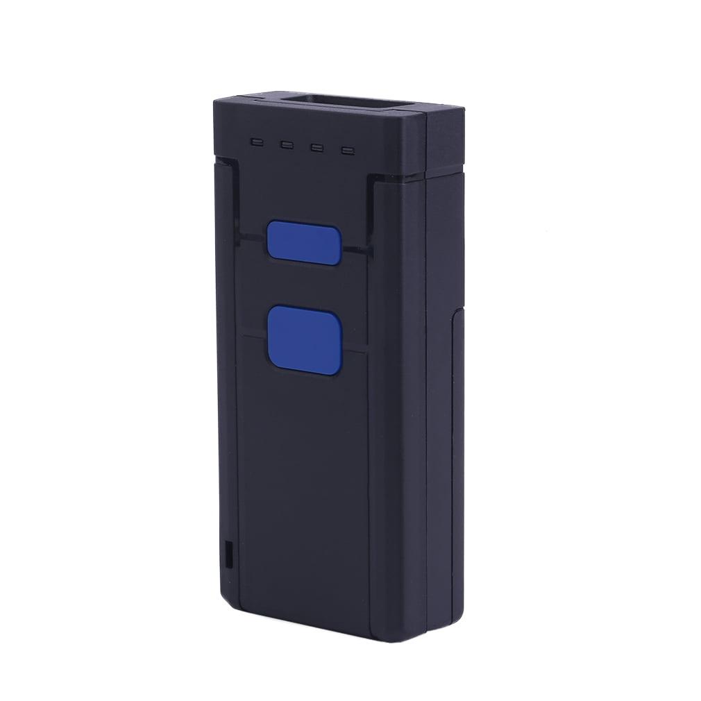 MJ-2877 Practical Mini Portable Wireless Bluetooth Barcode Laser Scanner