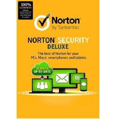 Symantec Norton Security Deluxe - 5 Device 21353874