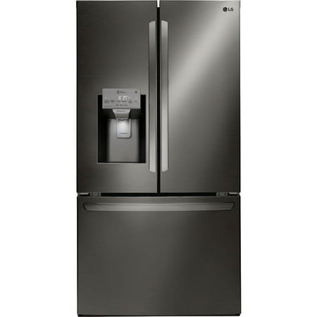 LG LFXS26973D 26 Cu. Ft. Black Stainless French Door Refrigerator