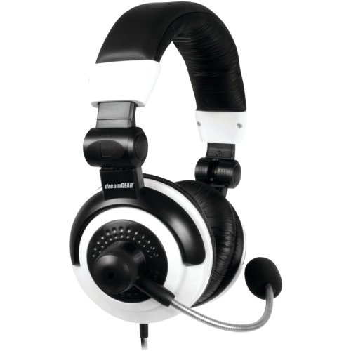 DREAMGEAR DG360-1720 Xbox 360(R) Elite Gaming Headset