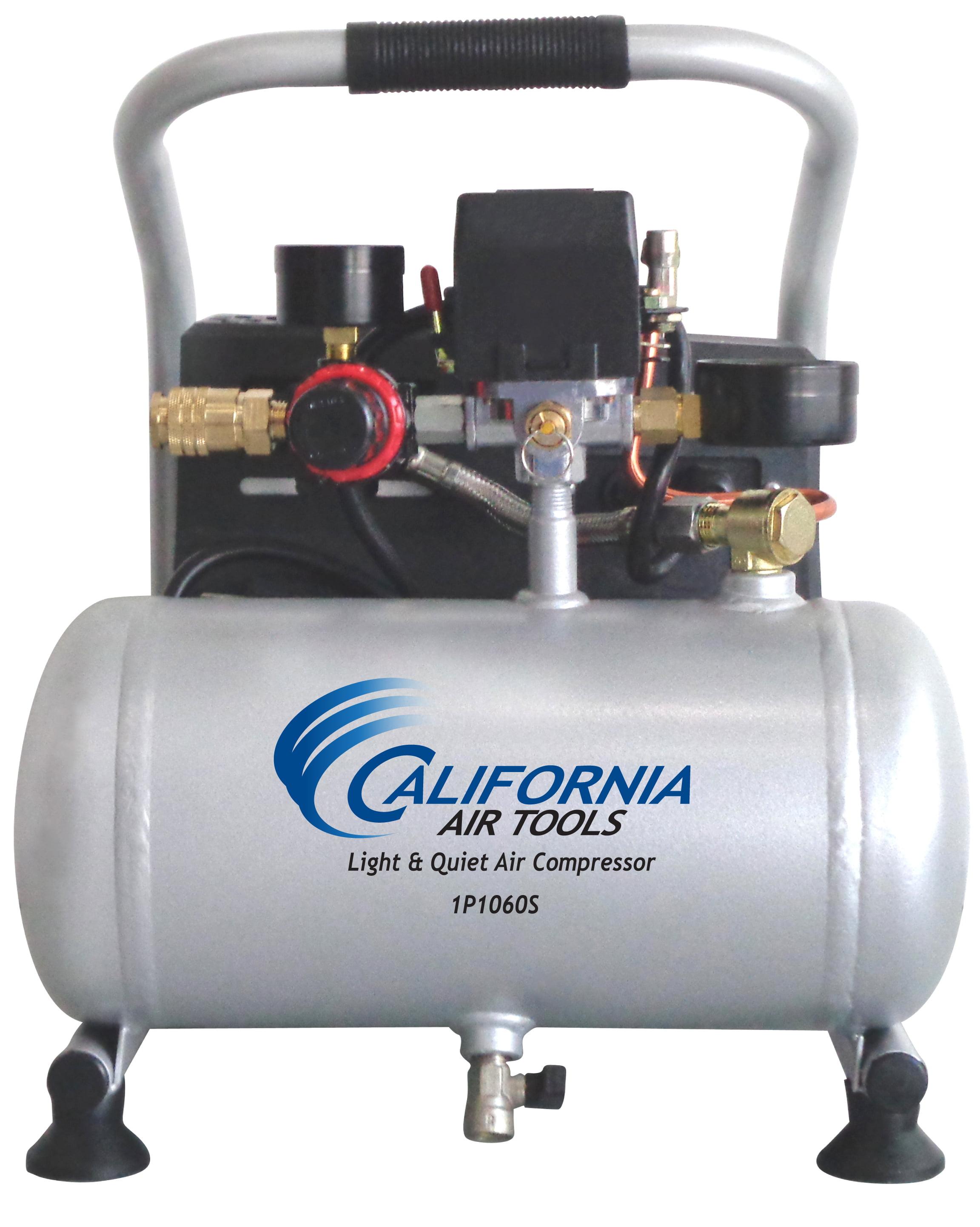 California Air Tools 1P1060S Light & Quiet Air Compressor by California Air Tools