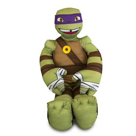 Teenage Mutant Ninja Turtles Donatello Plush Cuddle Pillow - Teenage Mutant Ninja Turtles Pillow Case