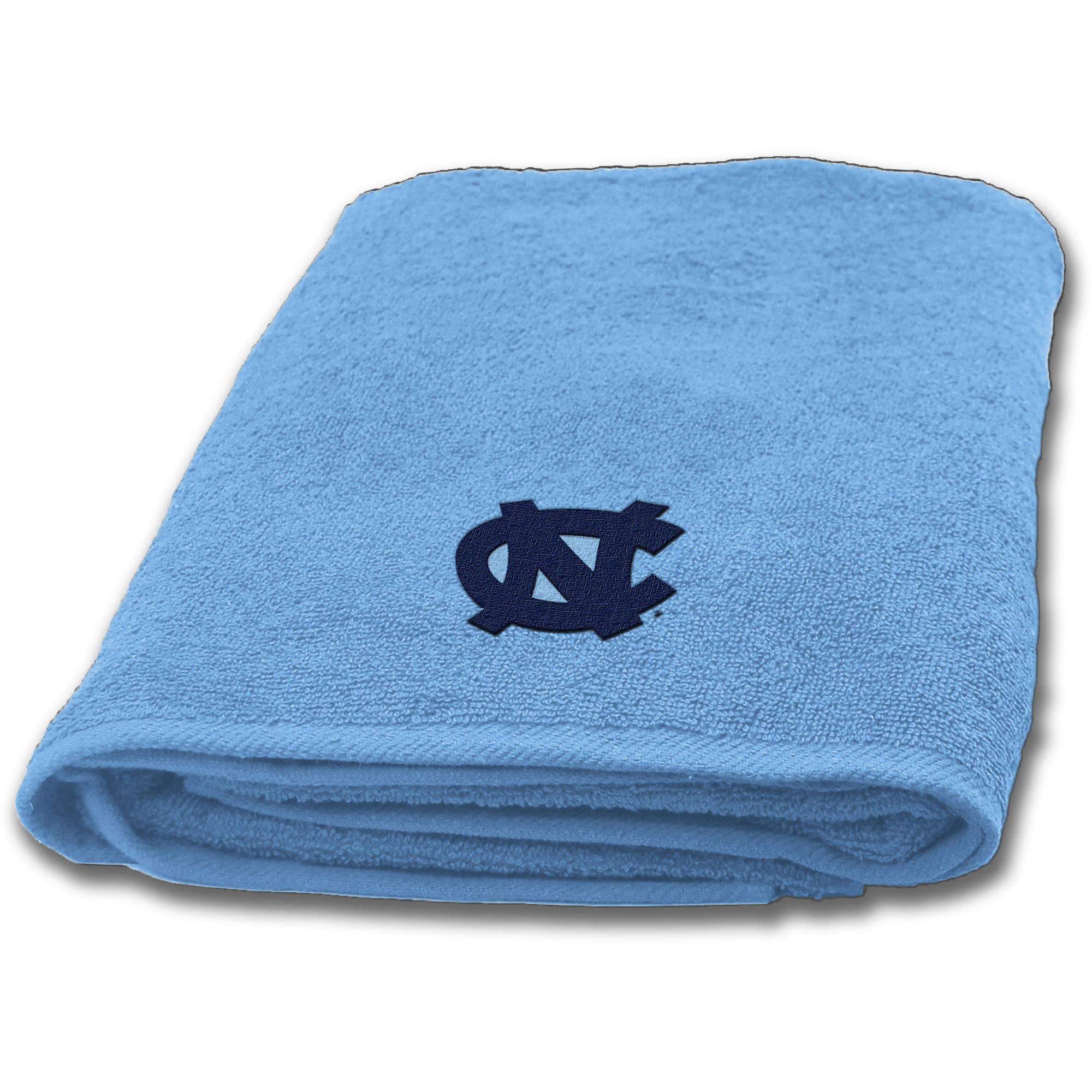 NCAA University of North Carolina Decorative Bath Collection - Bath Towel