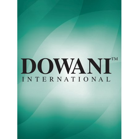 Dowani Editions Bach: Concerto for Two Violins, Strings and Basso Continuo, BWV 1043 in D Minor Dowani Book/CD (Bach Violin Concerto In A Minor 2nd Movement)
