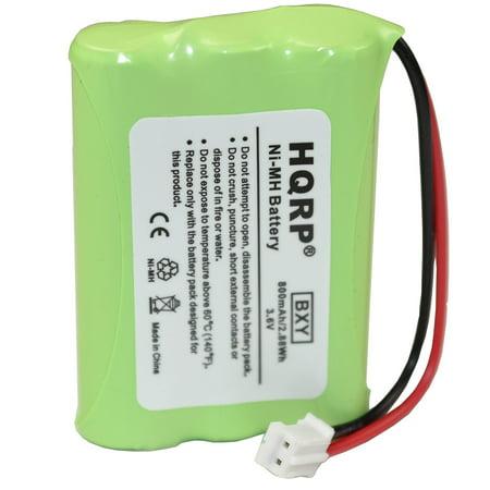 HQRP Battery for MOTOROLA MBP18 MBP18PU MBP25 MBP25PU MBP26 MBP26PU MBP33 MBP33PU MBP34 MBP34PU MBP36 MBP36PU MBP43 MBP43PU Digital Baby Monitor TFL3X44AAA900 CB94-01A Parent Unit DESAY +