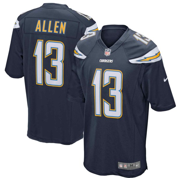 Keenan Allen Los Angeles Chargers Nike Youth Game Jersey - Navy