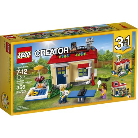 Click here for LEGO Creator Modular Poolside Holiday 31067 prices