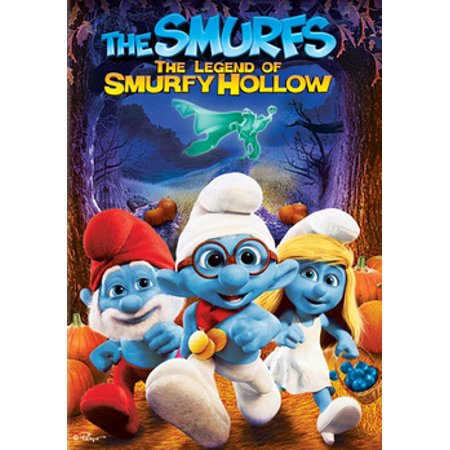 The Smurfs Halloween (The Smurfs: The Legend of Sleepy Hollow)