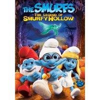 The Smurfs: The Legend of Sleepy Hollow (DVD)