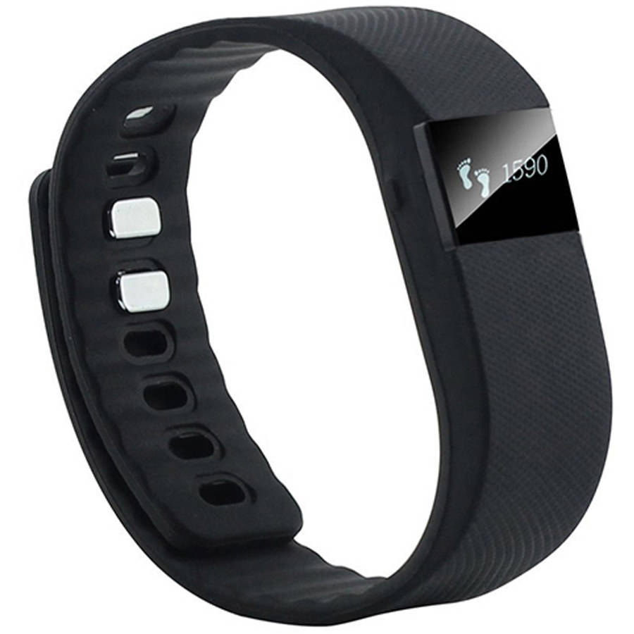 Etcbuys Bluetooth Digital Watch and Fitness Activity Tracker