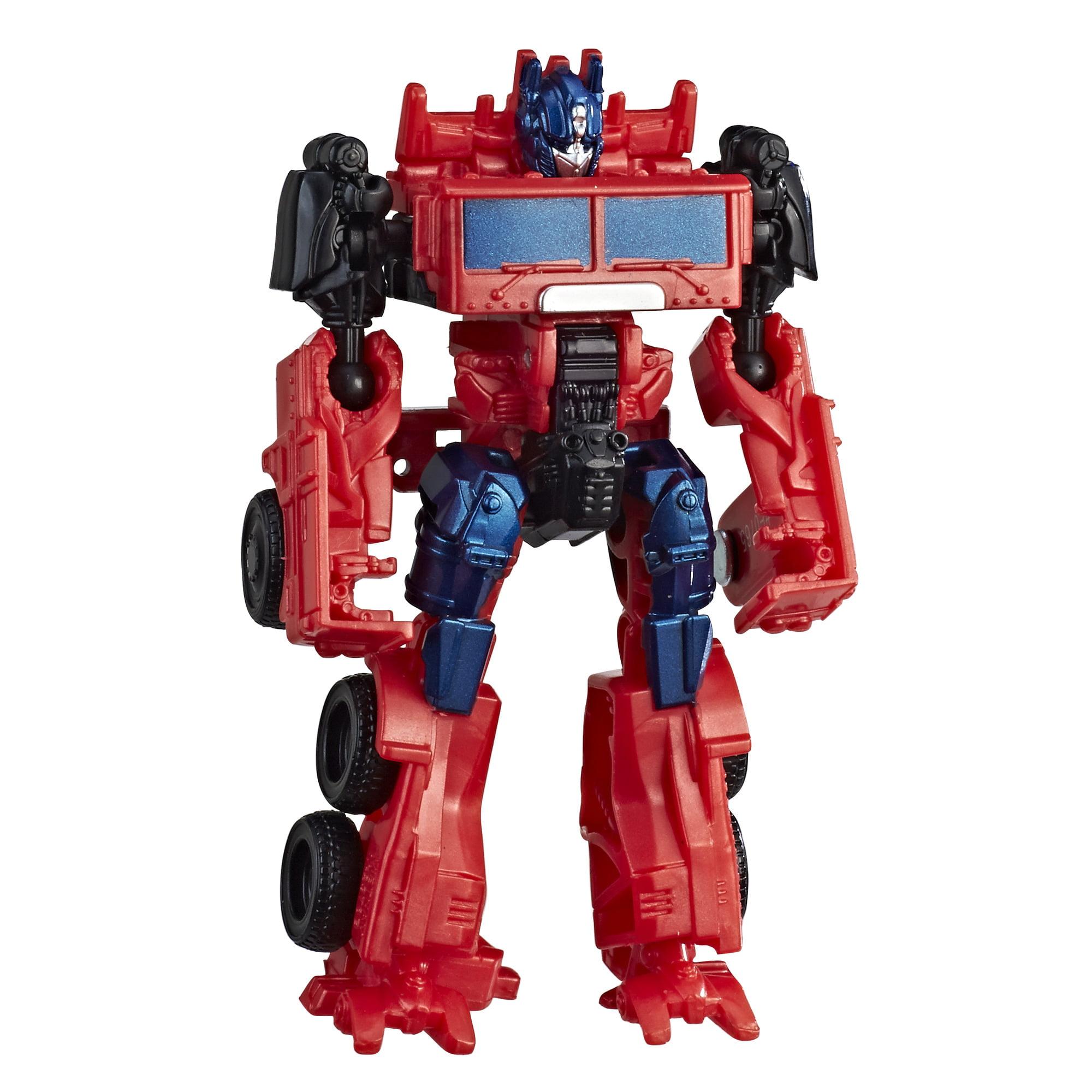 Transformers Bumblebee - Energon Igniters Speed Series Optimus Prime