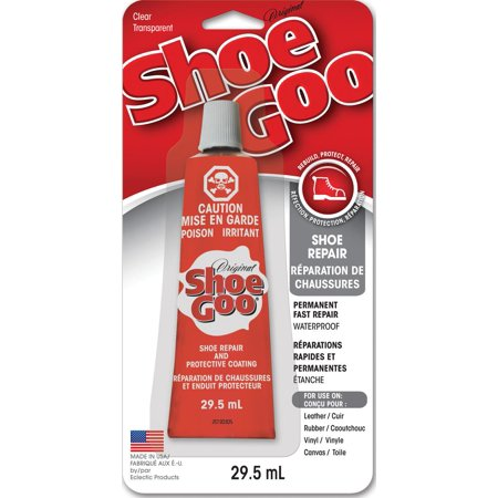 Shoe Goo Shoe Repair Adhesive-1 oz Clear
