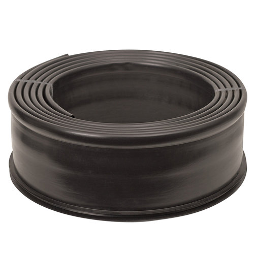 Suncast 20' Professional Coiled Lawn Edging, Black