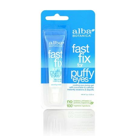 Alba Botanica Fast Fix for Puffy Eyes, 0.25 oz.
