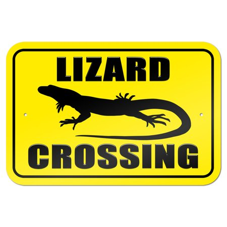 Lizard Metal (Lizard Crossing 9