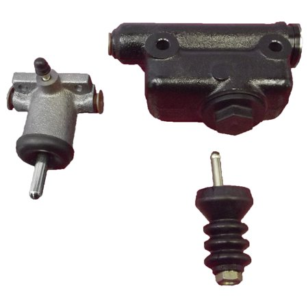A51976 L25419 Backhoe Brake Master & Slave Cylinder Kit for Case 480C (Brake Slave Cylinder)