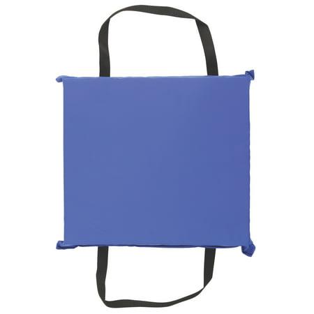 Stearns Utility Flotation Cushion, Blue