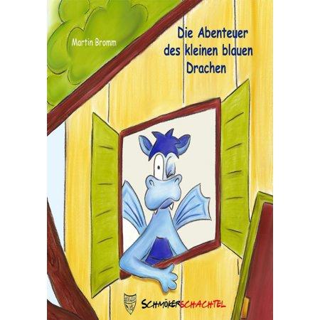 Die Abenteuer des kleinen blauen Drachen - eBook - Die Kleinen Einsteins Halloween