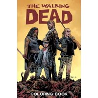 The Walking Dead Coloring Book (Paperback)