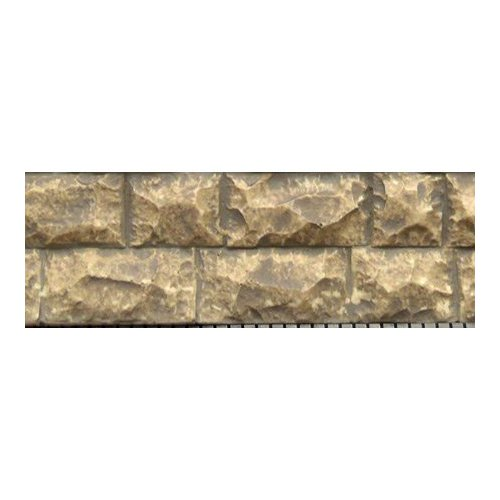 O/G Flexible Lge Cut Stone Wall Multi-Colored