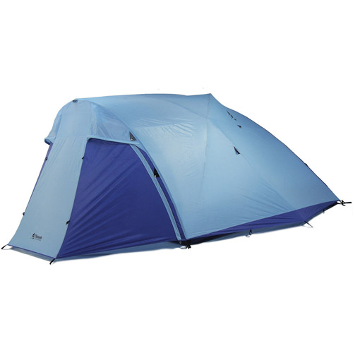 Chinook Tents Cyclone Base Camp Aluminum Tent, Sleeps 6