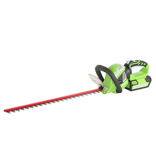 Greenworks 22332 G-MAX 40V Cordless Lithium-Ion 24 in. Rotating Hedge Trimmer (Bare Tool) by Generic