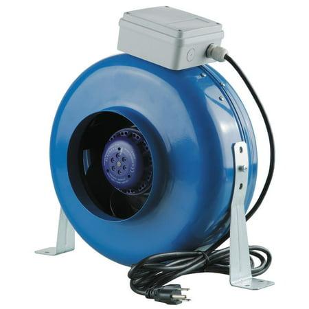Metal Centrifugal In-Line Ventilation Fan 6