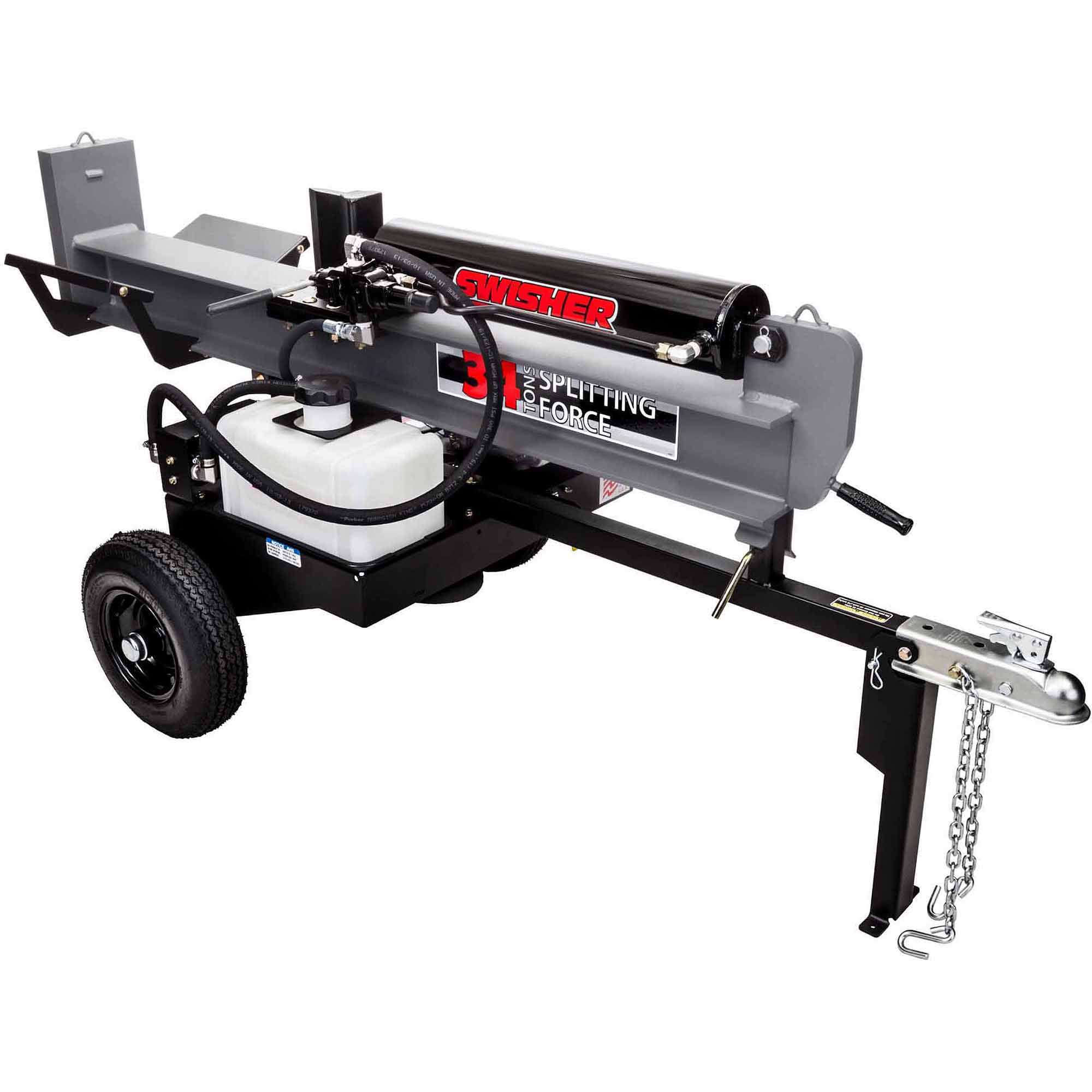 6.75 Gross Torque 22-Ton Log Splitter by Swisher Acquisition, Inc