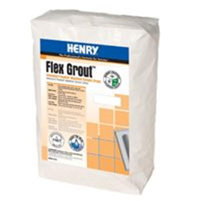 Henry HUG015020 20 lb White Grouts Unsanded