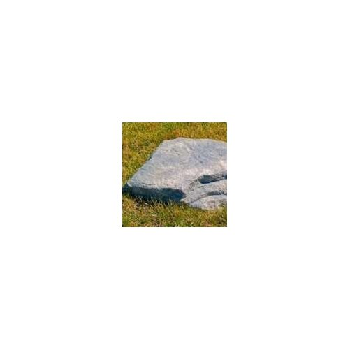 TrueRock Mini Skimmer Rock Cover 22 x 19 x 3, Greystone by Pool Cleaners