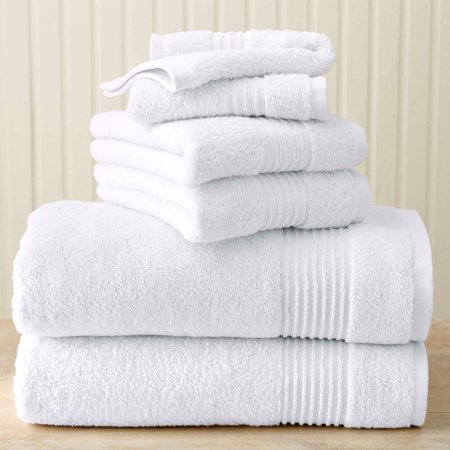 Better Homes And Gardens Extra Absorbent Bath Towel 4 Piece Assorted Set