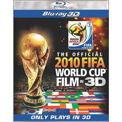The Official 2010 FIFA World Cup Film In 3D (Blu-ray) (Widescreen)